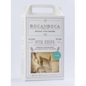 BOCANBOCA Pita Chips Original