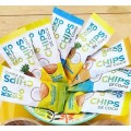 Kokísimo Chips de Coco Sabor Azúcar de Caña