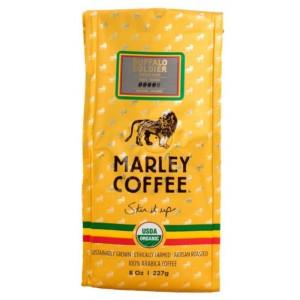 Marley Coffee Orgánico Molido Buffalo Soldier 227Gr