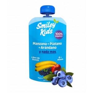 SmileyKids Manzana Plátano Arándano