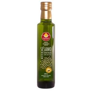 Aceite de Sésamo Extra Virgen 250ml Fontevita