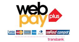 Desde ahora paga con WebPay Plus!