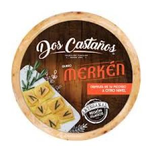 Queso Merkén Dos Castaños 150Gr