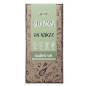 Barra Chocolate Quinoa Sabores Sin Culpa