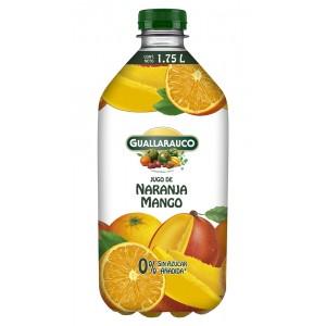 Guallarauco Jugo Naranja-Mango 1,75 Lt