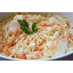 Mix Lechuga Zanahoria y Repollo 400 Gr